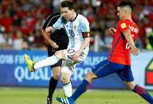 Chile gana a Argentina por penaltis