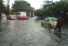 Declaran desastre natural a 29 municipios de Puebla por lluvias intensas
