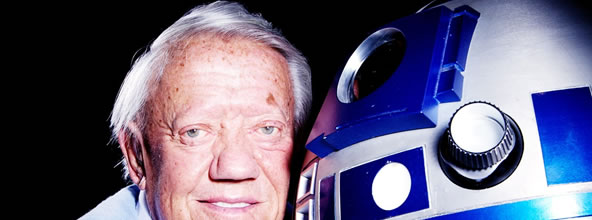 Fallece el actor Kenny Baker, encargado de dar vida a R2-D2 en Star Wars