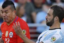 Final Chile vs Argentina - Final Copa America 2016