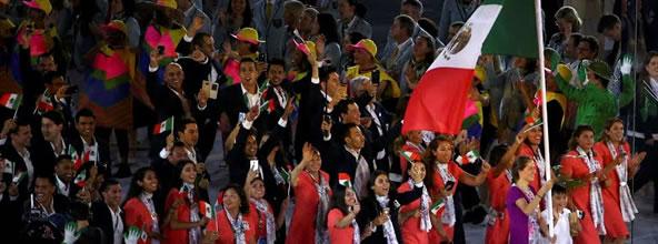 México reprobado en los Juegos Olímpicos Rio 2016