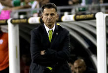 Ratifican a Juan Carlos Osorio como DT de la Selección Mexicana de Futbol
