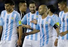 Selección de Futbol Argentina está lista para los Juegos Olímpicos de Río 2016