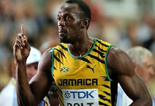 Usain se lesiona en competencias nacionales para los Juegos Olímpicos 2016